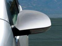 Kryty zrcátek Milotec - ABS stříbrný matný, Škoda Superb Facelift