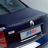 Spoiler Milotec - zadní, ABS černá metalíza, Škoda Superb
