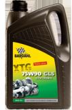 BARDAHL Plně syntetický převodový olej určený pro manuální převodovky XTG 75W 90 GL5 SYNTRONIC 5L