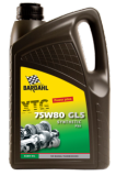 BARDAHL převodový olej 75W80 GL5 PSA, API GL5 5L