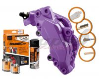 FOLIATEC dvousložková barva na brzdy fialová (Deep purple)