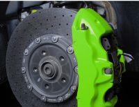 FOLIATEC dvousložková barva na brzdy Neonově zelená