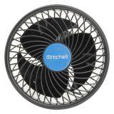Ventilátor MITCHELL 150mm 12V na přísavku, 07218