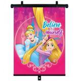 SLUNEČNÍ CLONY roletka Disney Princezny Barbie, Na vlásku