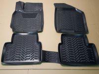 Gumové koberce vaničky pro Chevrolet Lacetti (2004-2012) (3D)