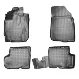 Gumové koberce vaničky pro Dacia Duster 3D (2015r =>)
