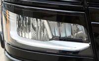 Ozdobné kryty světel Mračítka SCANIA R&S New generation bez výřezu na blinkry
