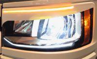 Ozdobné kryty světel Mračítka SCANIA R&S New generation s výřezem na směr. svět