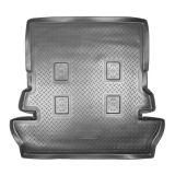 Vana do kufru plastová pro Toyota LC-200 (J20A) (2007) (7 sedadel)