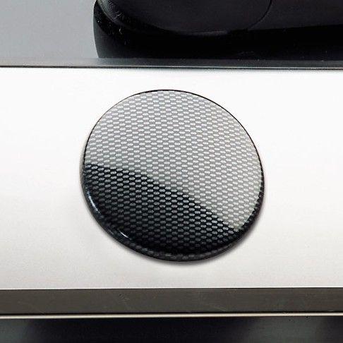 Kryt emblému ABS-karbon