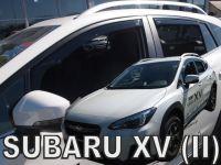 Ofuky oken Subaru XV 5D 2017r =>, 4ks přední+zadní