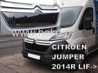 Zimní clona Citroen Jumper 2014r =>