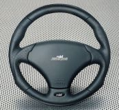 Sportovní kožený volant Silberpfeil s airbagem, Škoda Octavia