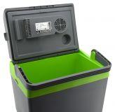 Autolednice, CHLADÍCÍ BOX 22 litrů 12V/230V, ECO A++, hlučnost 48dB Vyrobeno v EU