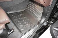 Gumové koberce vaničky BMW X4 F26 2014r =>