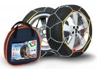 Sněhové řetězy X80, 3,0mm 9mm NYLON BAG pro osobní vozy