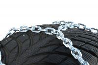 """Sněhové řetězy X230 pro těžší vozy, SUV-VAN, dodávky, 4x4 14"""", 15"""", 16"""" Vyrobeno v EU"""
