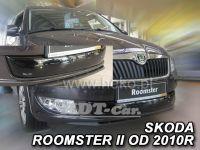 Zimní clona ŠKODA  ROOMSTER II dolní maska 5dv, od 2010r =>