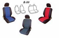Přesné autopotahy CLASSIC pro ŠKODA Favorit dělená sedadla
