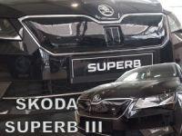 Zimní clona Škoda Superb III 2015r => horní