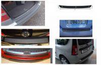 Ochranná krycí lišta zadního nárazníku Hyundai i20 htb 2017r =>