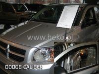 Plexi, ofuky Dodge Caliber 5D 2006 =>, přední HDT