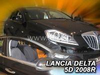 Plexi, ofuky Lancia Delta 2008 =>, přední HDT