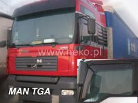 Plexi, ofuky Man TAG/TGL/TGM 2001 přední HDT