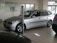 Boční ochranné lišty dveří BMW 5 Touring 05R HDT