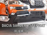Zimní clona Dacia Sandero Stepway 5D dolní 2016r =>