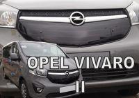 Zimní clona Opel Vivaro horní 2014r =>