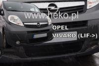 Zimní clona Opel Vivaro II 2007-2014R dolní