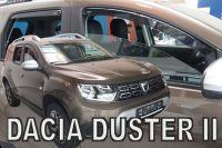 Ofuky oken Dacia Duster 5D 2018r => přední+zadní