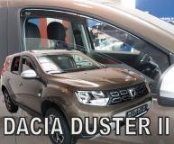 Ofuky oken Dacia Duster 5D 2018r => přední