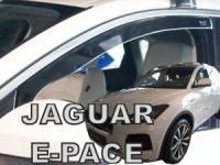 Ofuky plexi Jaguar E-pace 4D 2018r =>, přední