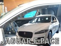 Ofuky plexi Jaguar F-pace 4D 2018r => přední