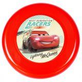 Létající talíř disk Disney Car Auta 25 cm