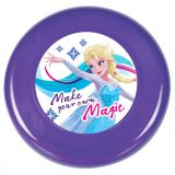 Létající talíř disk Disney Frozen Elza 25 cm