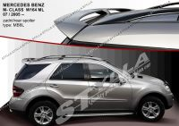 Spoiler, křídlo zadní kapoty na míru pro Mercedes Benz M–Class W164 ML MK2 7.2005r =>