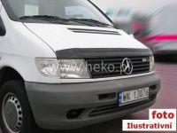 Lišta přední kapoty přesná Dacia Duster 2010-2018r