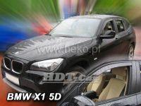 Ofuky plexi BMW X1 5D F48 2015r =>, přední+zadní