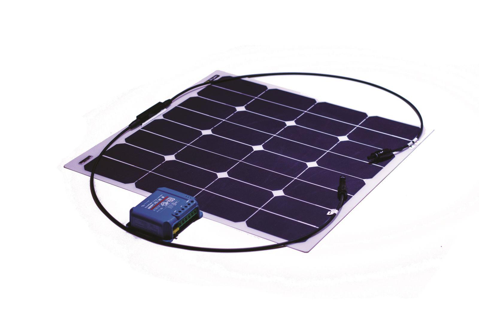 solární připojení
