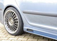 Boční práh levý, pravý Škoda Octavia II (1Z), s prolisem a otvorem