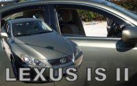 Ofuky oken Lexus IS 250 4D 2006r =>, přední+zadní