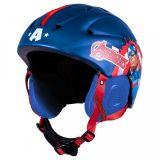 DĚTSKÁ přilba Lyže, Snowboard Captain America 54-58 cm