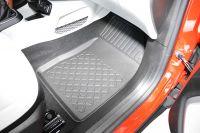 Gumové koberce vaničky Jeep Renegade 2014r => suv