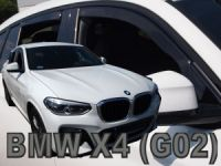 Ofuky oken BMW X4 G02 5D 2018r => přední+zadní
