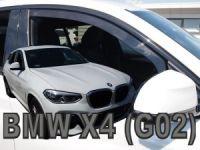 Ofuky oken BMW X4 G02 5D 2018r => přední