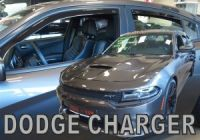 Ofuky oken Dodge Charger 5D 2011r => přední+zadní