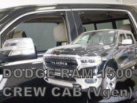 Ofuky oken Dodge Ram 4D 2019r => přední+zadní Crew cab